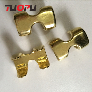 OEM bronze casting small metal clamps,marine rope clamp,wire rope clamps