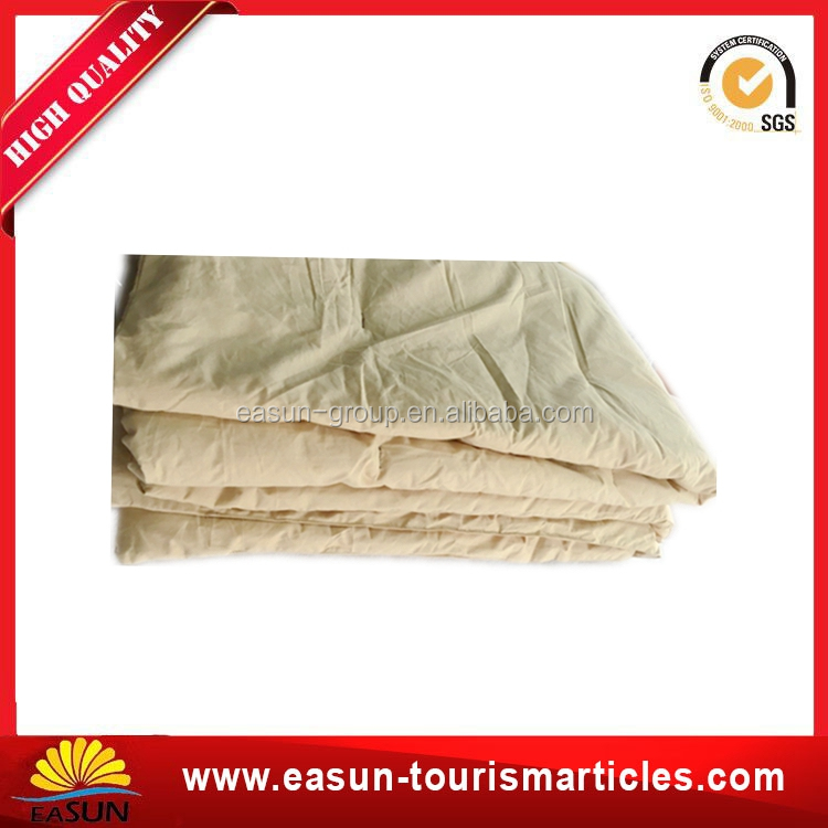 summer polyester embroidery quilt for hotel
