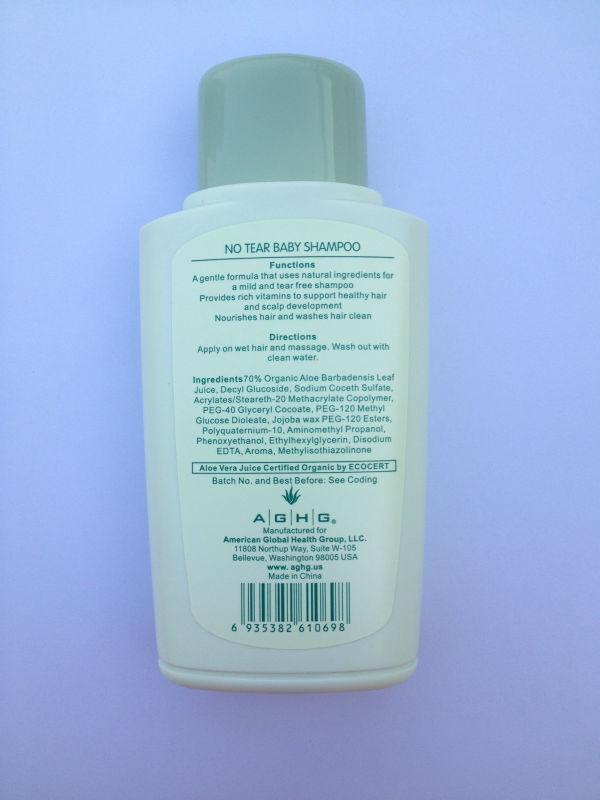 Haare mit babyshampoo waschen