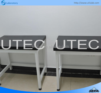Marble Worktop Laboratory Balance Table