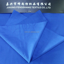 75Dx200D Polyester Micro Fiber Pu Coating Fabric For Beach Short