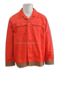 High quality work wear reflective winter safety clothing