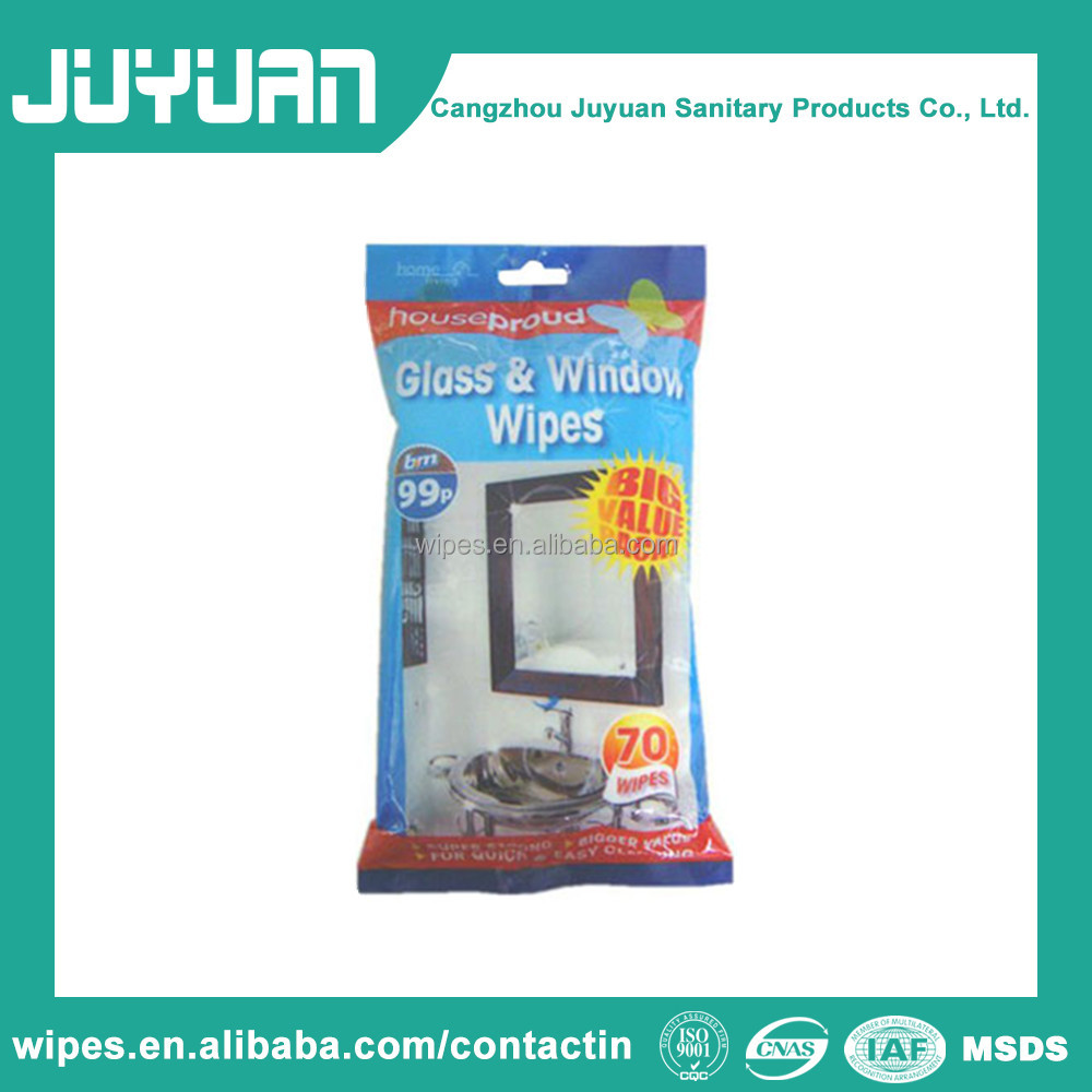 Alcohol Free Carpet And Fabric Stain Remover Wipes Cleanroom Towel OEM Welcomed