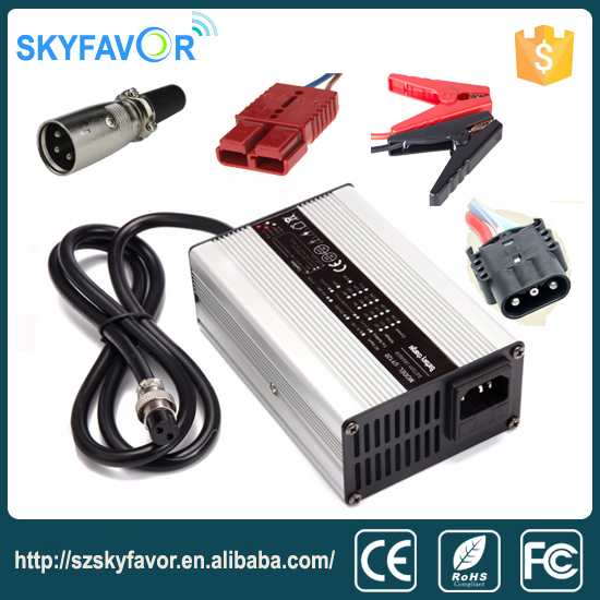 14AH-15AH 48volt ion lithium battery charger for electric bike 48V 4A charger