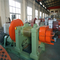 Professional China manufacturer design all kinds of capacity waste tires recycling line machine