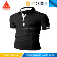 OEM high quality fashion pique polo shirt 100% nylon polo shirt polo shirt slim fit