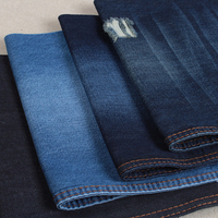 100 cotton 10.5oz slub denim fabric for men jeans