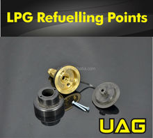 LPG Filling valve for injection system