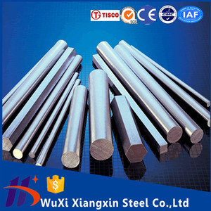 Various inox 904L stainless steel solid round bar square steel bar sizes