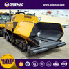 Oriemac New Road Machinery Crawler Asphalt Concrete Paver RP951A