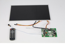 Free Techical Support 30pin LP156WH4 1366*768 panel V59MS VGA/HDMI/AV/LVDS 1920*1200 TFT LCD controller board kits
