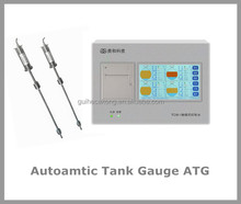 Container service station gasoline tank monitoring systems measuring liquid vessel fuel dispenser tank gauge system