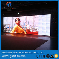 P4 outdoor led digital sign board outdoor monitor led display