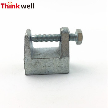 Thinkwell Casted Galvanized Customized Scaffold Beam Clamp