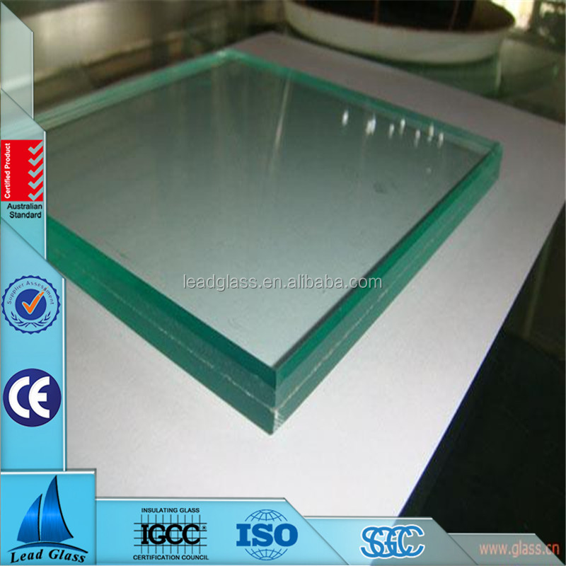 toughened building glass laminated price
