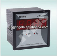 JYX-96 series Ampere meter and Voltage meter in digital meter energy meter