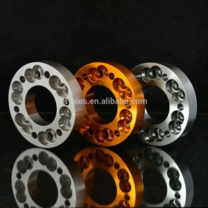 Forged Auto Universal Aluminum Alloy Billet Car Wheel Spacer Custom Color Wheel Adapter