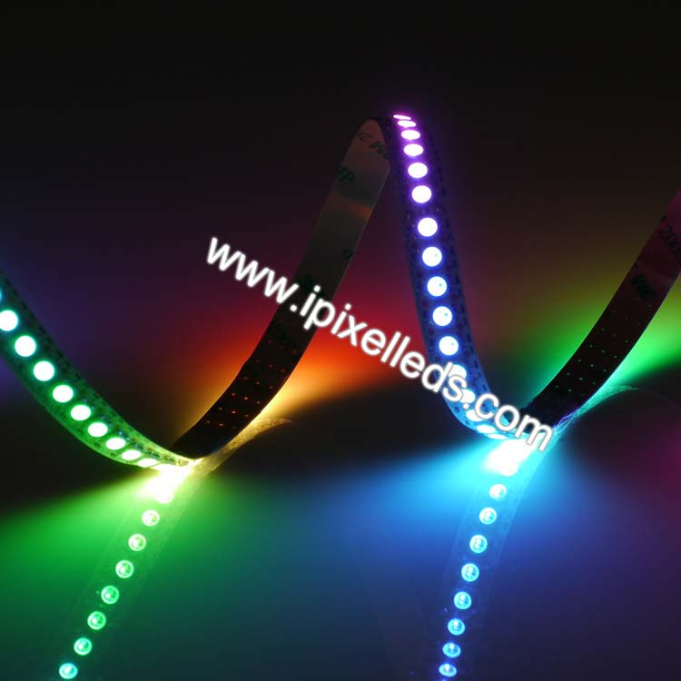 144leds/m rgb digital led pixel strips for matrix addressable led panel