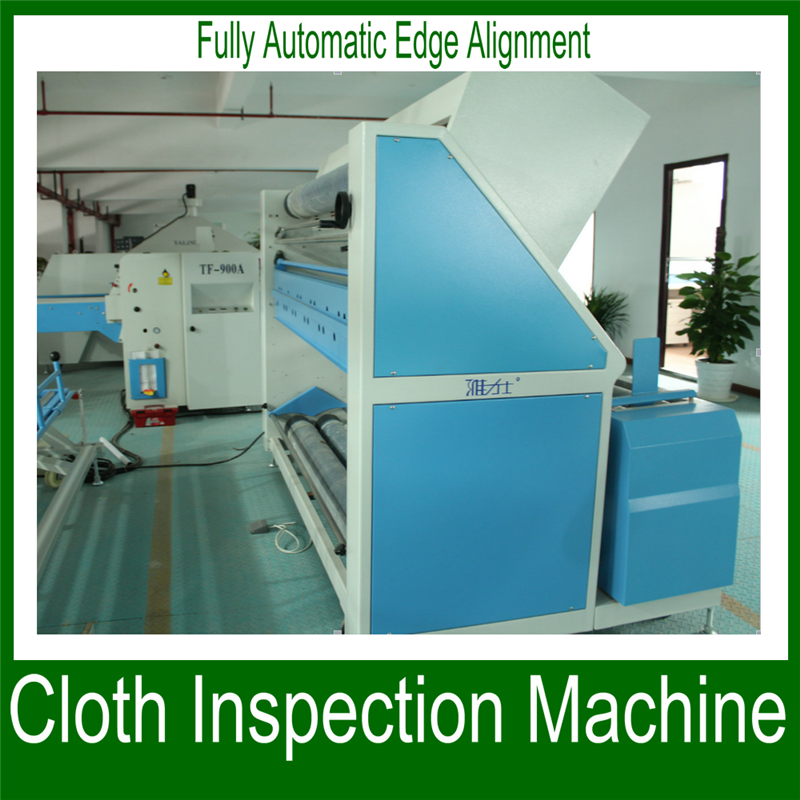 Good fabric ribbon printing machine/inspection machine measurement machine edge-aligning system for wholesales