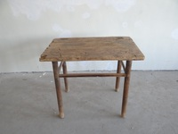 antique recycled reclaim wood old chinese console table