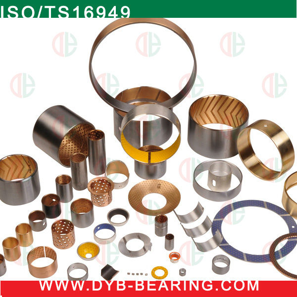 Hot Sale Good Material and Long Working Life copper alloy glide bush