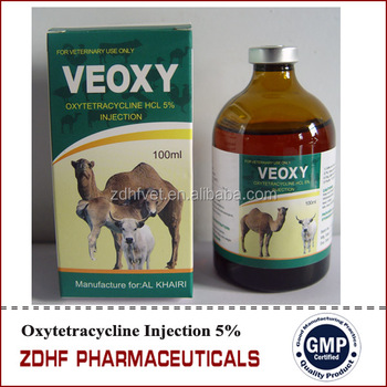 Oxytetracycline Injection For Chickens