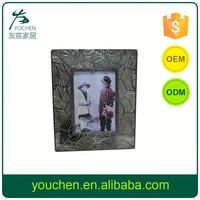 Quality Assured Classic Style Free Shipping Photo Frame Metal