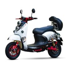 Branco 72 Volt Ecc Electro Scooter <span class=keywords><strong>Pedal</strong></span> Auxiliar Scooters Elétricos 1500 w 48 v 1000 Wat