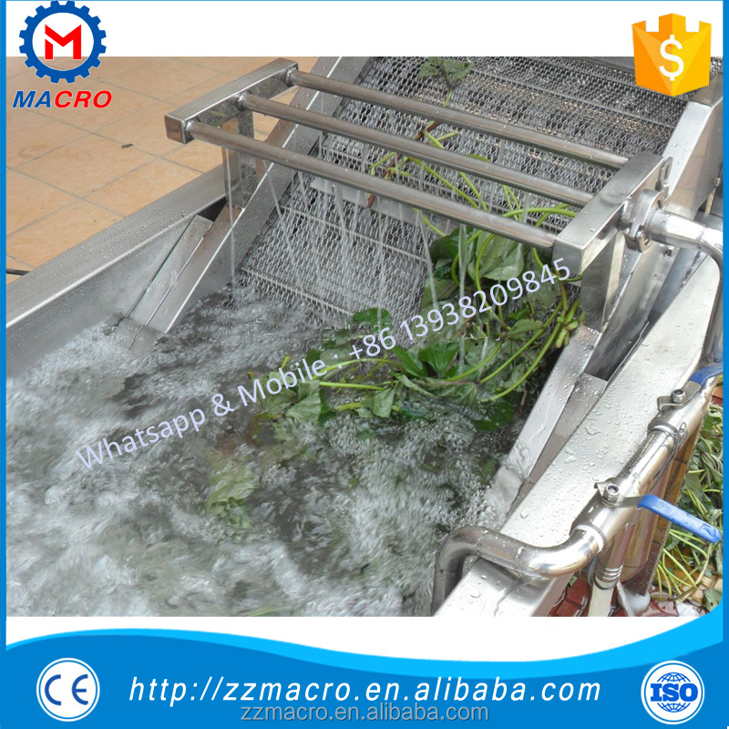 water blast and power bubble salad vegetable carrot fruit brush washing machine line