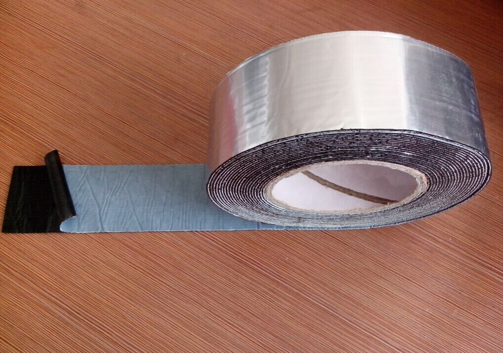 1 2mm Asphalt Adhesive Tape With Aluminium Buy Asphalt