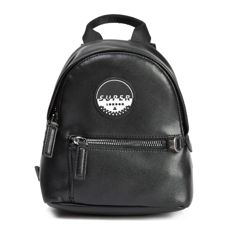 3d2590d9e570 Лидер продаж mochila плеча Мини искусственная кожа школьный рюкзак для обувь  девочек и детская сумка