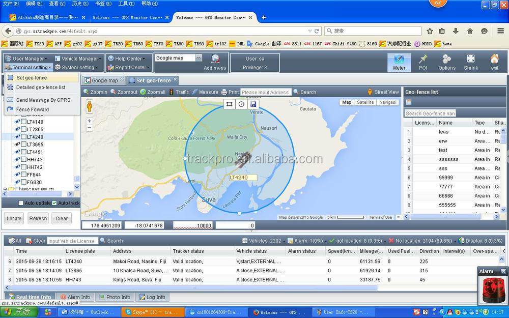 Gps Tracking Software Download With Free Google Map And