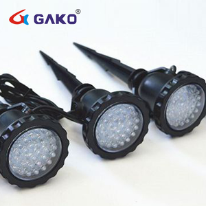 Hot sale ultra bright underwater spot light for swimming pool aquariums, waterfalls,docks, and in marine environments