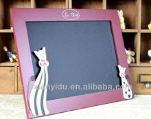 wholesale in stock chalkboard blackboard with can be hung on the wall message board writing board children board home decor