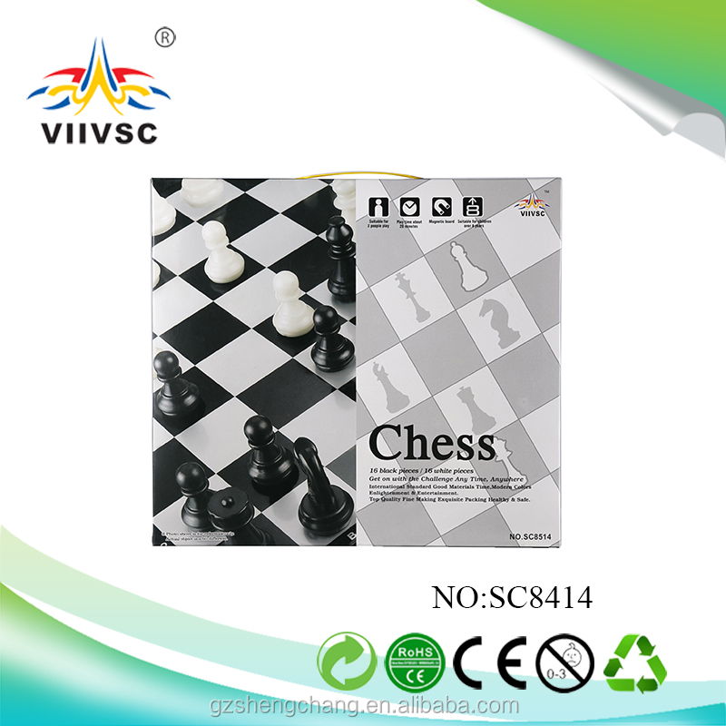 International Chess game magnetic toys intellectual board game