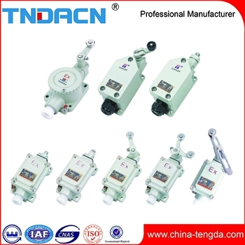 dLXK Series explosion-proof travel switch ( IIB,IIC )