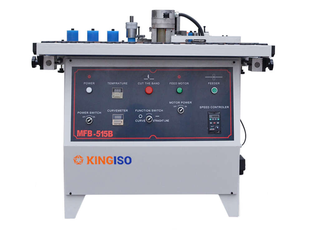 High Quality Woodworking Manual Edge Banding Machine for Furniture Banding