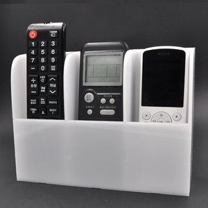 high quality clear acrylic remote control display stand