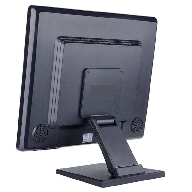 Capacitive resistive touch screen monitor 17 นิ้วคุณภาพสูง pos สัมผัสหน้าจอ