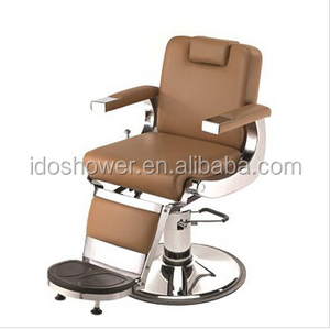hair salon styling chairs with footrest / salon furniture wholesale