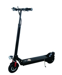 "8"" Battery can be taken off light weight 2 wheel stand up electric scooter"