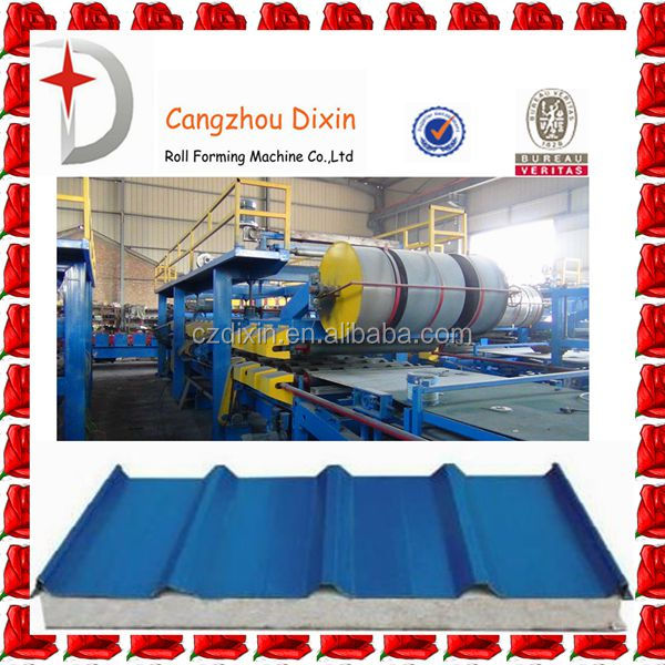 EPS cement board production line