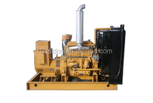 CE Approved AC Three Phrase 20kw straw gas generator wood fired generators