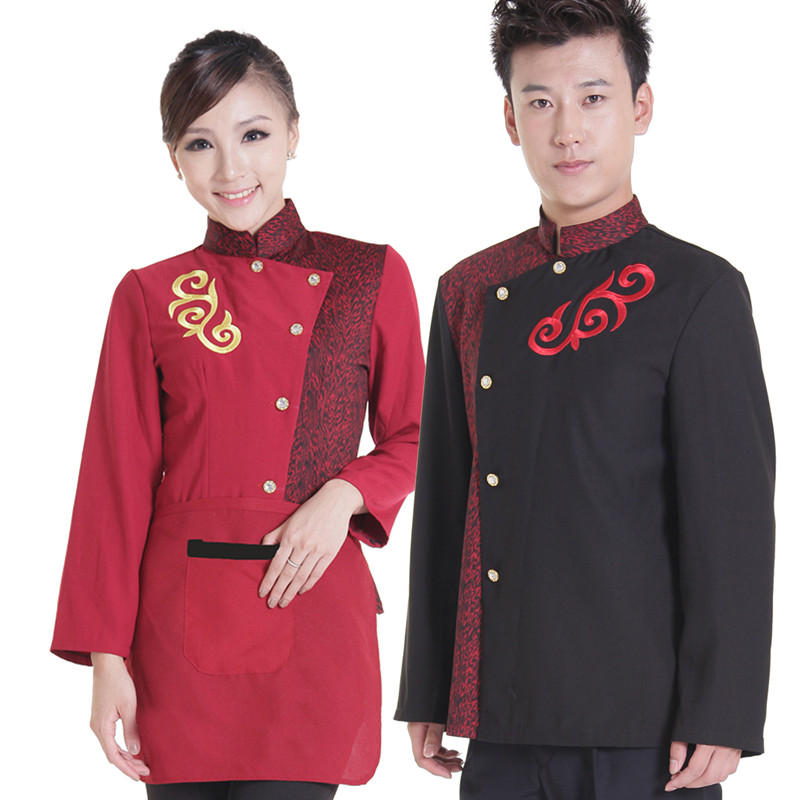 4525fe03b00 Sexy Modern Chinese Restaurant Uniforms - Buy Chinese Restaurant ...