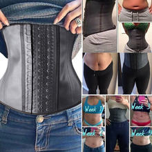 Private Label Unisex Fitness Yoga Slimming Tummy Lumbar Back Support Latex Waist Trainer Corset