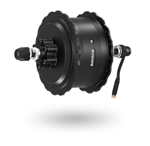 "Snow EBIKE Fat Ebike Conversion Kit 48V 750W Bafang Hub Motor 20*4.0/26""*4.0 700C/28"" RM G060.500.DC OLD 175mm"