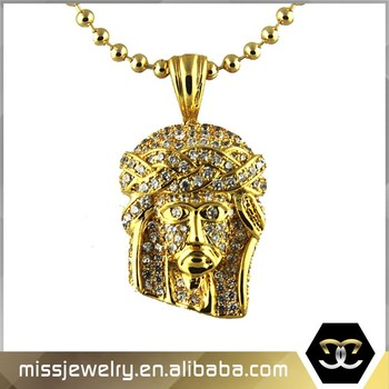 Hip hop jewelry 18k gold jesus necklace set designs with pricegold hip hop jewelry 18k gold jesus necklace set designs with price gold pendant designs men mozeypictures Image collections