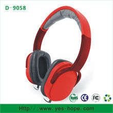 DJ & Home Class headphone compatible for MP3/MP4/DVD ect