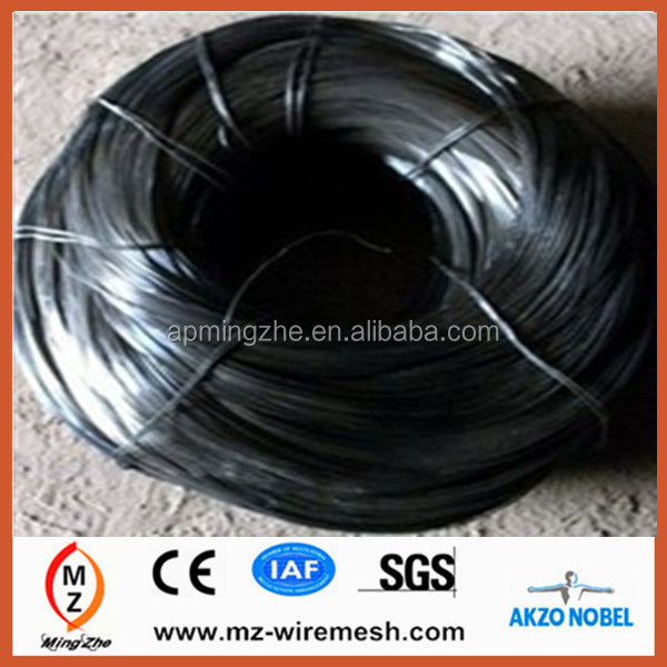 Iso Quality Annealed Black Iron Wire With Real Factory Lower Price ...