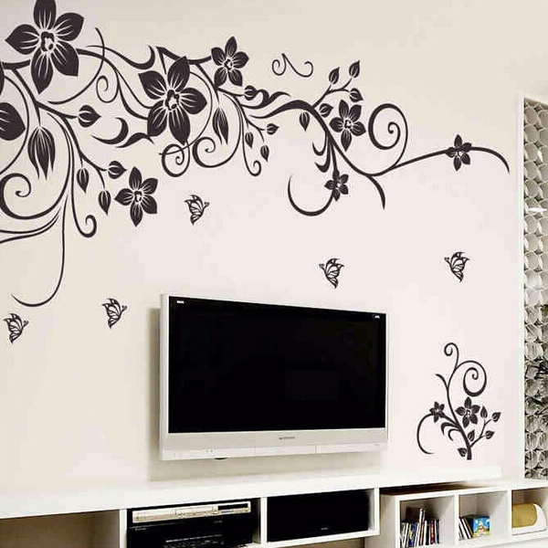 sticker wallpaper home decor -#main